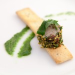 Nathin Bye's &quot;faux gras&quot; of chicken livers