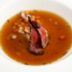 Osten Rice's Asian beef