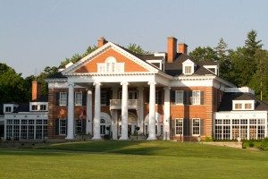 Langdon Hall itself
