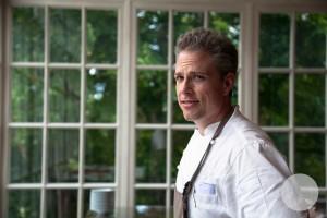Chef Jonathan Gushue