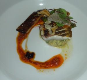 Antonio Park of Restaurant Park in Westmount won the silver