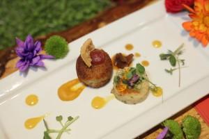 Lindsay Porter's dish won bronze
