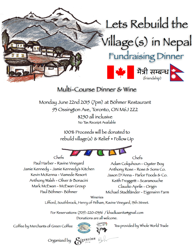 Stadtlander Nepal