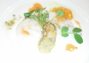 Jesse Friesen's spectacular scallops