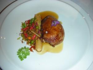Stuart Cameron's exotic, fragrant quail