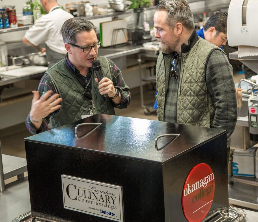 Canadian Culinary Championships 2016 Part 2