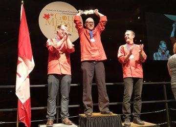 Gold Medal Plates Regina 2016