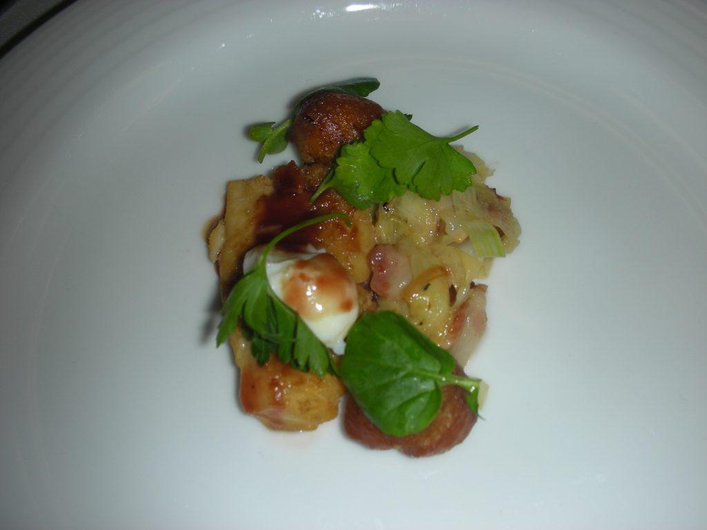 Chef Torgerson's dish