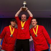 Tickets for the Canadian Culinary Championships