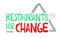 Restaurants For Change triumphs again – thanks to you!